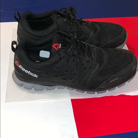 Reebok Shoes   Reebok Alloy Toe